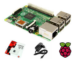 Kit RaspBerry Pi3 B - 64Go
